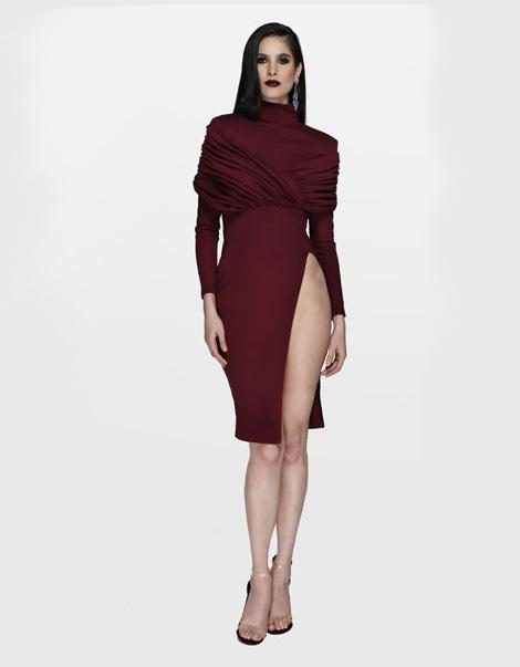 Celine Dress Front