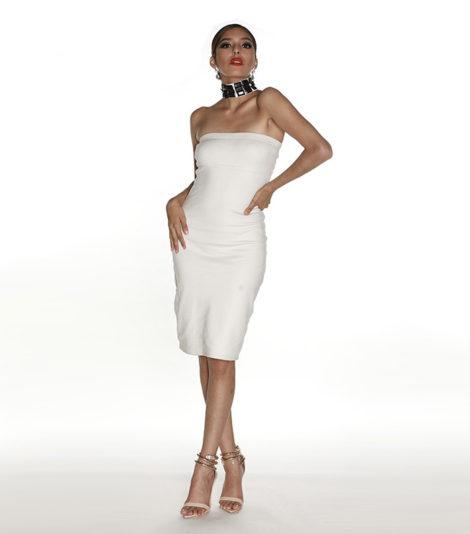 Jewel Dress Front