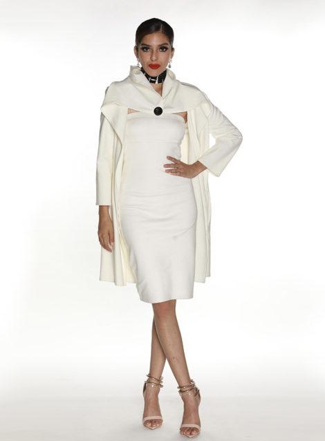 Raquel Swing Jacket Front
