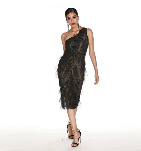 Sade Dress Front